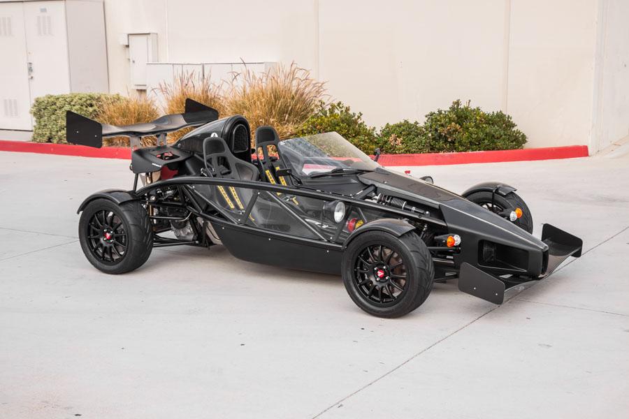 Fs 2014 Ariel Atom 3 300hp Supercharged California